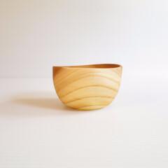 木の器 イヌザクラのお椀