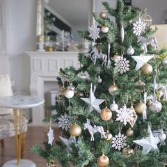 クリスマスオーナメント/クリスマス/クリスマスツリー/リミアな暮らし/キャンドゥ/ダイソー/...