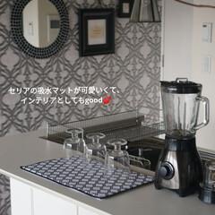 WALPA/壁紙屋本舗/IKEA/DIY/キッチン/キッチン雑貨/...