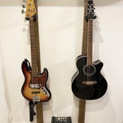 VOX ギター用 モデリングアンプ リズムパターン内蔵 MINI5 Rhythm IV アイボリー 自宅練習 ストリートに最適 持ち運び 電池駆動 マ(その他AV周辺機器)を使ったクチコミ「LIMIAでよく見かけるディアウォールを…」