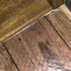 補修/リメイクシート/トイレ トイレの床のリメイクシート貼ってたところ…