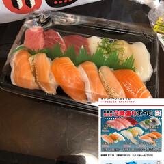 お寿司/お昼のランチ/スシロー スシロー3貫盛りまつり 仕事中、スシロー…