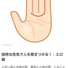 手相占い 島田秀平さんの最強手相占いを検索して見た…(5枚目)