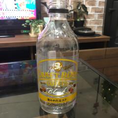 リメイク瓶/ラベル/クラフトボスブラックコーヒー/ハンドメイド makotokoさんから教えてもらった、…(2枚目)