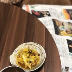 晩ご飯/ムック 今晩、カレー鍋🍛 コタツで食べるにあたっ…(2枚目)