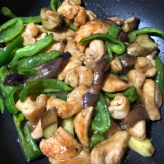 ボヌール丼/おうちごはん 今日の晩ご飯は、yuugaoさんのナスと…