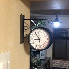 こぐまさん/リミ友/サイドクロック 我が家にも、サイドクロックが届きました🎁…