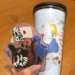 アリス/ディズニー ぉ店のコにもらた💕
