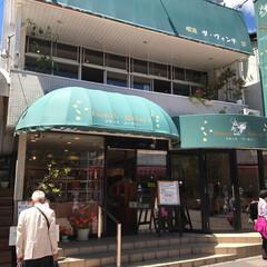 パン屋/ジョン・レノン/旧軽/軽井沢/長野県/おでかけ/... 軽井沢に行ってきました💕  お天気でした…