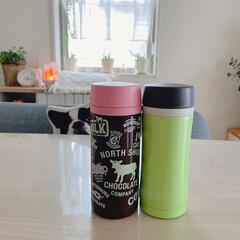 美酢/アイスコーヒー/水筒/ダイニング/雑貨/カフェ風/... 今年の夏🔆🔅  毎日、暑すぎる🥵  我が…(1枚目)