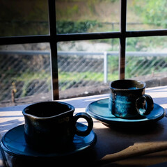 雑貨/住まい/木の家/宇都宮 木の家/宇都宮/コーヒーカップ/... 昔買ったコーヒーカップ たぶん益子焼 深…