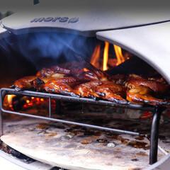 肉汁/モルソー/燻製 燻製も出来ます あふれる肉汁~・・・