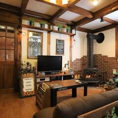 木の家/薪ストーブ/サイエンスホーム/阿部興業株式会社/DIY/無垢材 木の家とDIYアイテム
