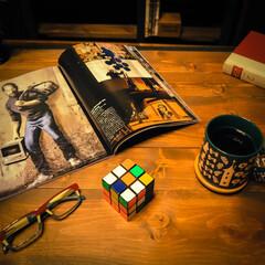 阿部興業株式会社/木の家づくり/ムーミンマグカップ/コーヒー/子供の頃/パズル/... 40年前に大ブームしたルービックキューブ…(2枚目)