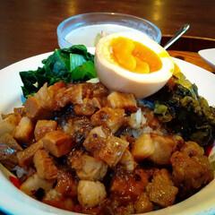 不思議/大田原市/栃木県/魯肉飯/アジア料理/パンダ アジア料理のお店です。 台湾の魯肉飯をい…