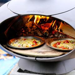 モルソー/アウトドアグリル/ピザ窯 モルソーのアウトドアグリル とろけるチー…