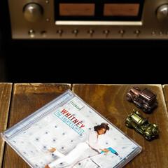 ホイットニーヒューストン/CD/BOOK OFF こちらの歌姫もお手頃価格で・・