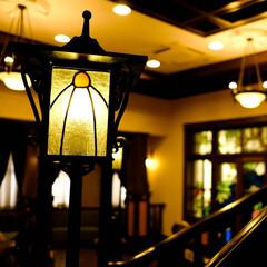 ノスタルジック/名古屋/洋館/二葉館 ノスタルジックな照明 温かみのある灯りです