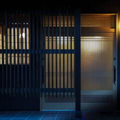 無垢材/宇都宮市/栃木県/ひのきの家/木の家づくり/木の家/... 日本の町並みをイメージしたい外観のお住ま…