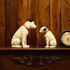 ビクター/ニッパー/イヌ 以前登場したビクター犬の「ニッパー」 実…