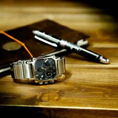 時計/ハミルトン/オマージュ/フランクロイドライト     アメリカの建築家フランク-ロイド…(2枚目)