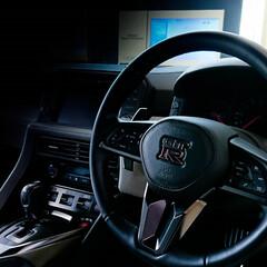 GT-R/日産/コクピット GT-Rのコクピット まさにスポーツカー