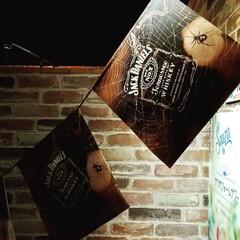 男前インテリア/栃木県/木の家/宇都宮/ブルックリンテイスト/バル/... ブルックリンテイストのお店 インテリアの…