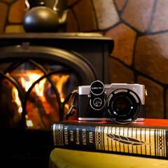 木の家/宇都宮/薪ストーブのある家/ハーフサイズカメラ/オリンパスペン/オリンパス オリンパス PEN F  1963年製造…