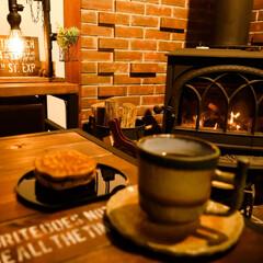 薪ストーブ/宇都宮/木の家/コーヒー/薪ストーブのある家/どら焼き 薪ストーブ&コーヒー&どら焼き 至福のひ…
