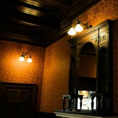 ノスタルジック/壁灯/旧岩崎邸 ノスタルジックな雰囲気です。(2枚目)