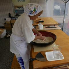蕎麦/ソバ/匠/那須 イベントに応援に来ていただいた蕎麦屋さん…