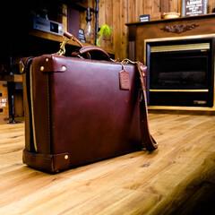 HERZ/愛用品/木の家 愛用のHERZの鞄