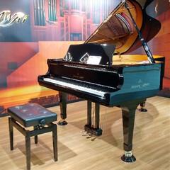 浜松市/浜松駅/KAWAI/ピアノ/グランドピアノ 今日は浜松市にやって来ました🎵 駅の構内…
