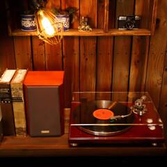 レコード/アナログ 買ったレコードが聞きたくて、プレーヤー買…