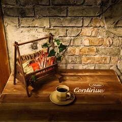 木の家/宇都宮/100均DIY/コーヒーのある暮らし/コーヒー/100均一 100均グッズでこんなの作ってみました🎵…