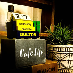 ダルトン/木の家/宇都宮/雑貨好き/雑貨 早いもので、今年もあと1ヶ月あまり。 今…