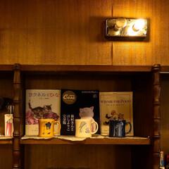なつかしい/猫日和/プリン/コーヒー/西大寛/宇都宮市/... なつかしい感じの喫茶店☕️ おすすめプリ…