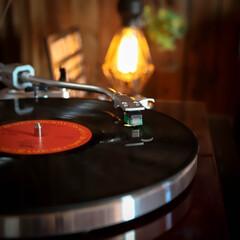 木の香り/おうち時間/木の家/レコード/リラックス/コーヒー/...    おうち時間を楽しむ、木の香りが漂う…(3枚目)