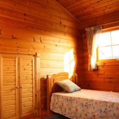 ログハウス/木の家/無垢材 木の家は、時が経つにつれて味わいが深まり…