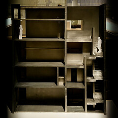建築模型/建築家/安藤忠雄 建築家安藤忠雄さんの展覧会に行きました。…