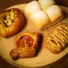 阿部興業株式会社/木の家づくり/木の家/コーヒー/宇都宮市/栃木県/... 米粉のパンです。 モチモチ食感で、満腹感…(6枚目)