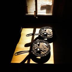 鋳物/トリペット/薪ストーブ 鋳物のトリペット 鍋敷きではもったいない…