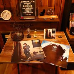 レコード/ビリージョエル/ボブディラン 中古屋さんで思わず買ってしまったレコード…