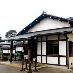 鹿/江戸東京たてもの園 江戸東京たてもの園には、昔の貴重な建物が…