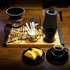 阿部興業株式会社/木の家づくり/コーヒーのある暮らし/ワッフル/ORIGAMI/100均DIY/...    またまたドリッパースタンドを作って…