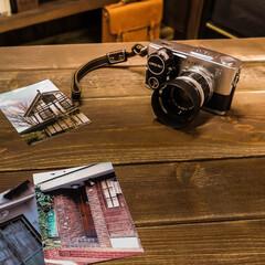 ハーフサイズカメラ/昭和/PEN-F 平成も終わりなのに、昭和のカメラ ハーフ…