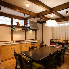 木の家/木のキッチン/サイエンスホーム 木の家&木のキッチン