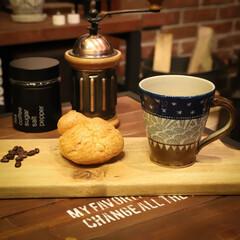 スイーツ/コーヒー/濃厚/しっかり系/カスタードクリーム/特別/...   いただき物のシュークリーム あるお店…