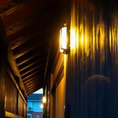 無垢材/宇都宮市/栃木県/ひのきの家/木の家づくり/木の家/... 日本の町並みをイメージしたい外観のお住ま…(4枚目)