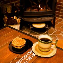 薪ストーブ/宇都宮/木の家/コーヒー/薪ストーブのある家/どら焼き 薪ストーブ&コーヒー&どら焼き 至福のひ…(2枚目)